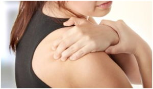 Разрыв сухожилий мышцы плеча